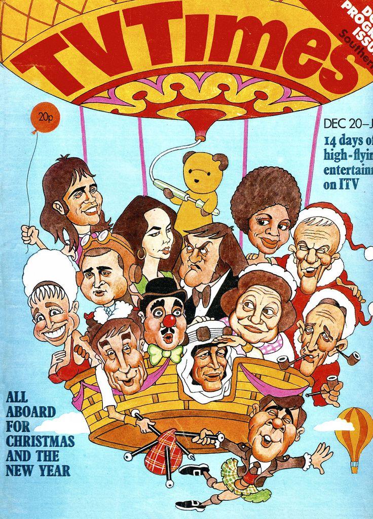 A 1970's Christmas
