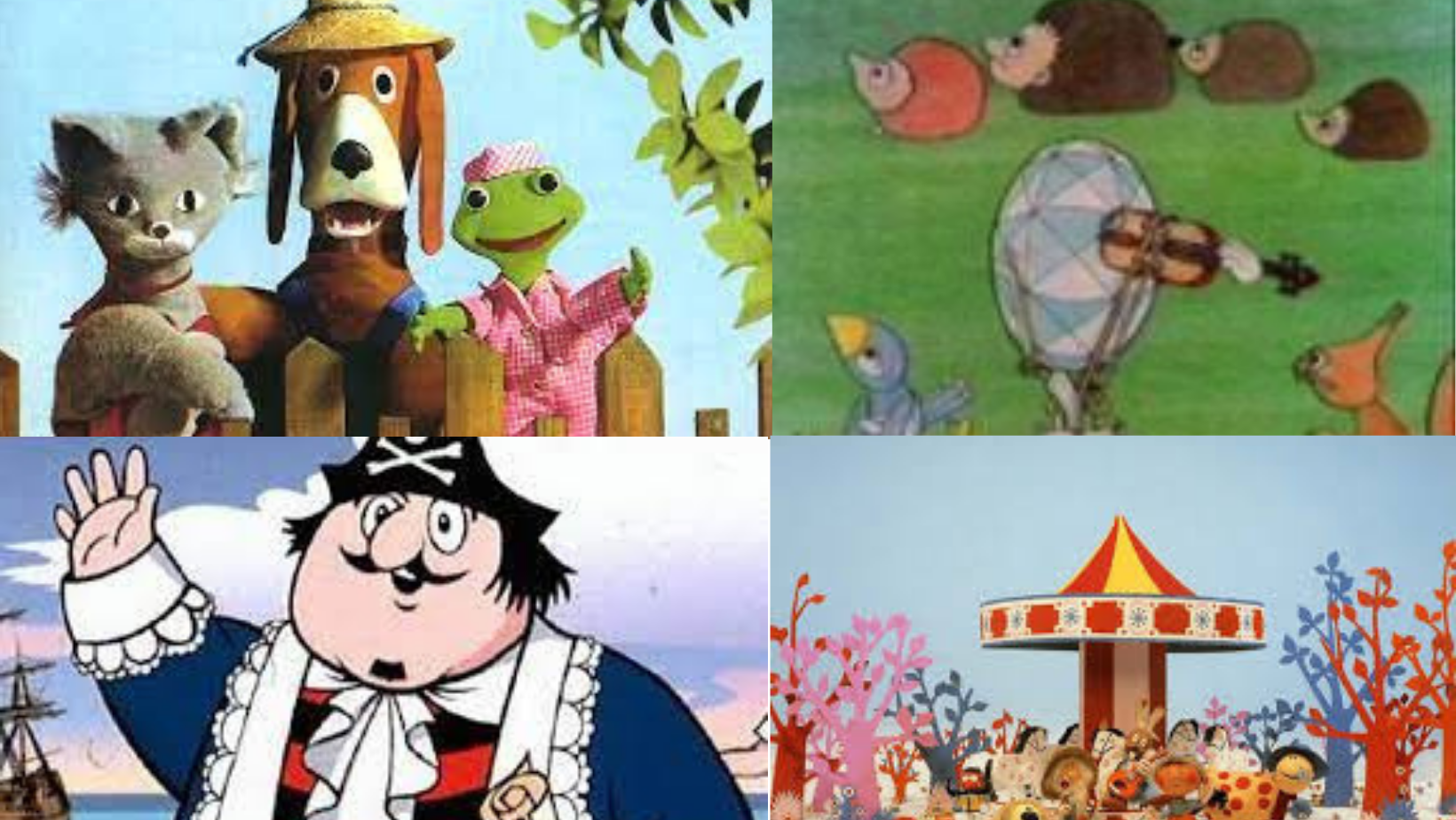 Read more about the article 5 Minute marvels: From Hector's House to Ludwig via The Magic Roundabout