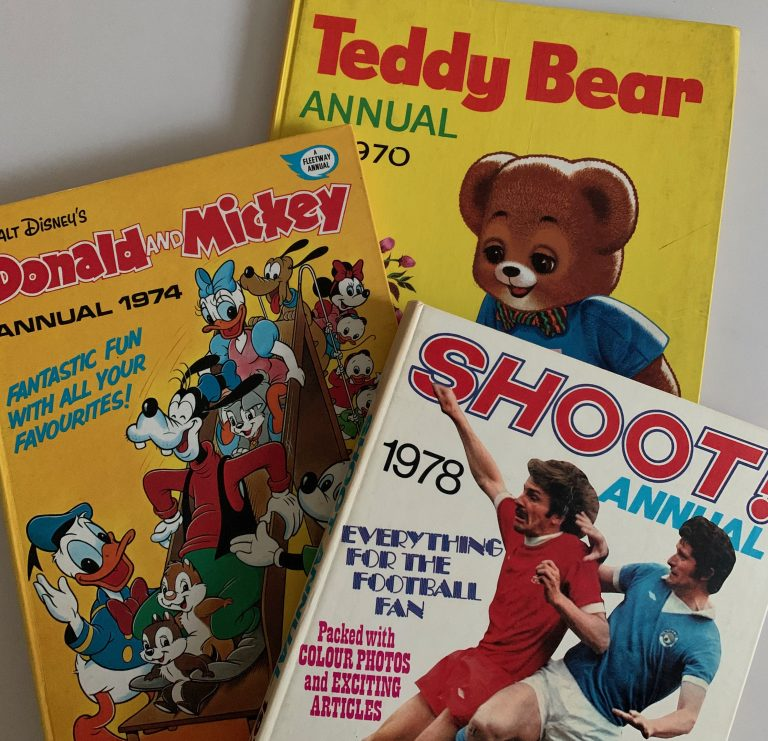 Read more about the article Comics, Death and Pipkins